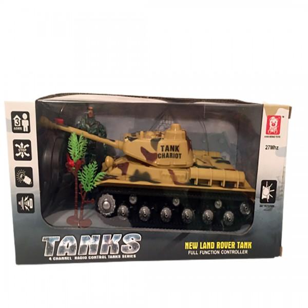Tanc RC - Armata