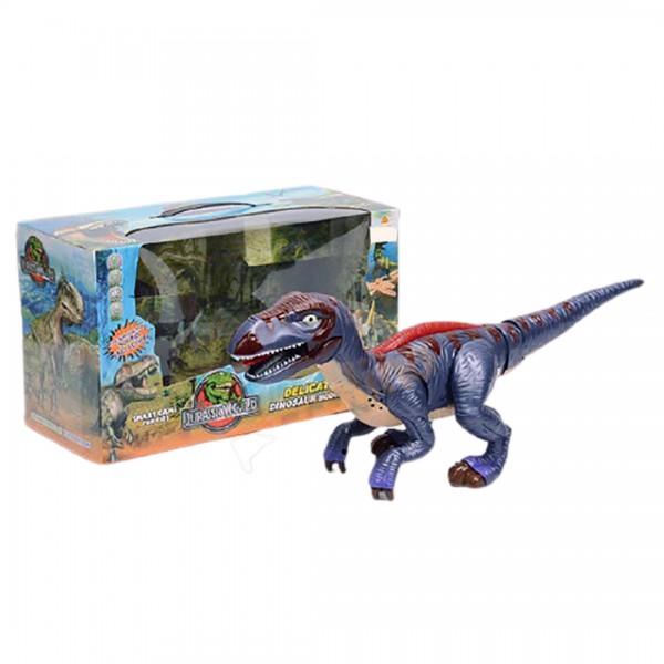 Dinozaur Electric cu Sunete