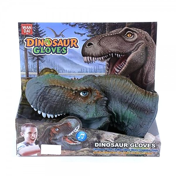 Marioneta Dinozaur cu Sunet
