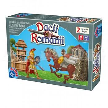 Joc Dacii si Romanii
