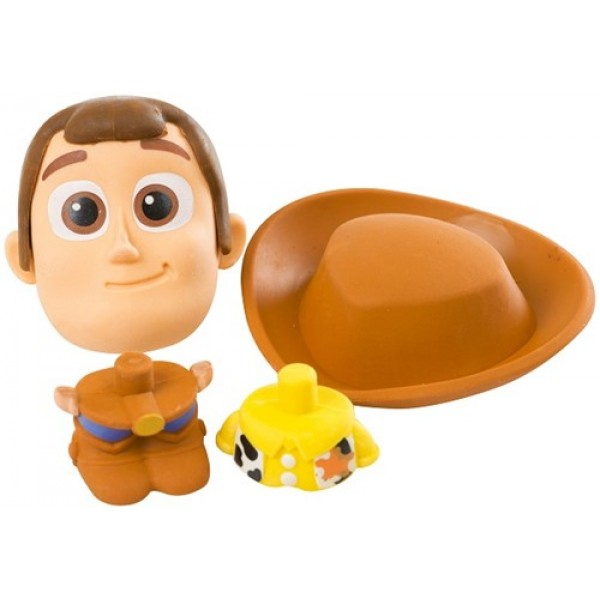 Radiera Puzzle 3D Toy Story Woody