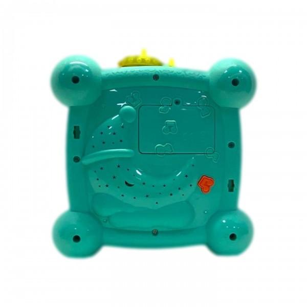 Cub magic de jucarie, Include Lampa de Proiectie, Butoane muzicale