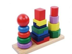 Jucarii din Lemn Montessori