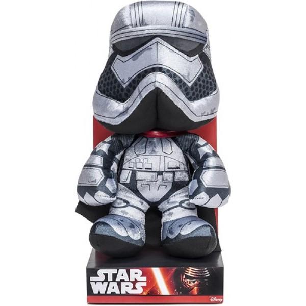 Jucarie de Plus  Disney Star Wars Capitanul Phasma 25 Cm