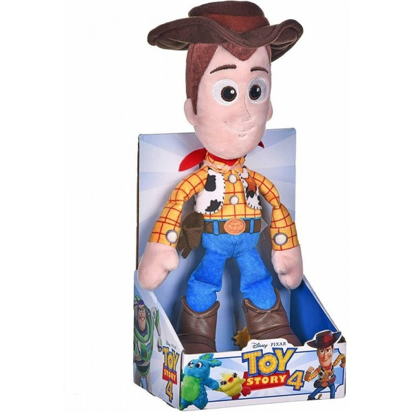 Jucarie din Plus Disney Toy Story 4 Woody Action