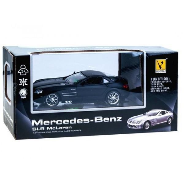Masinuta cu Telecomanda Mercedes Benz RC- SLR McLaren Scara 1: 24
