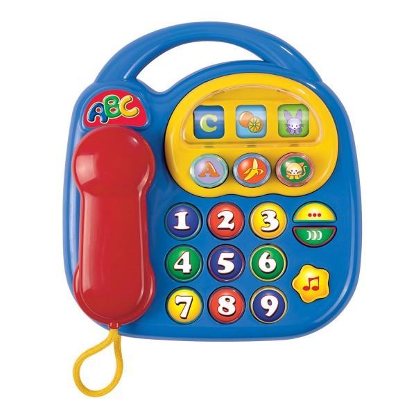 TELEFON BEBE CU BATERII