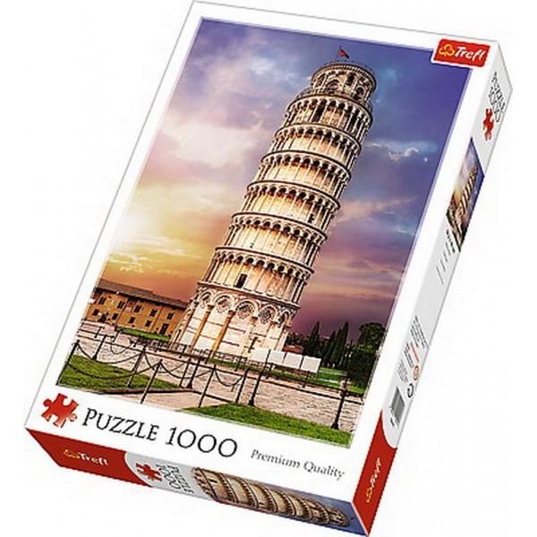 PUZZLE TREFL 1000 TURNUL DIN PISA
