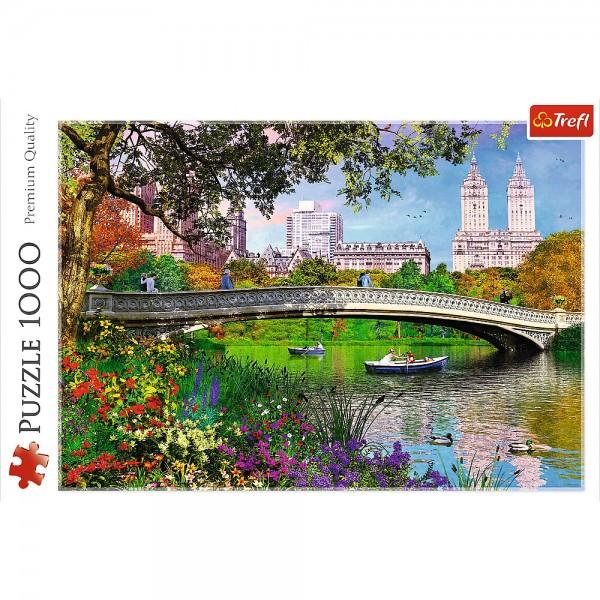 PUZZLE TREFL 1000 CENTRAL PARK NEW YORK