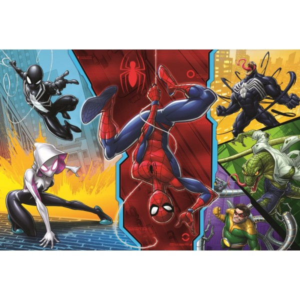 PUZZLE TREFL 100 SPIDERMAN