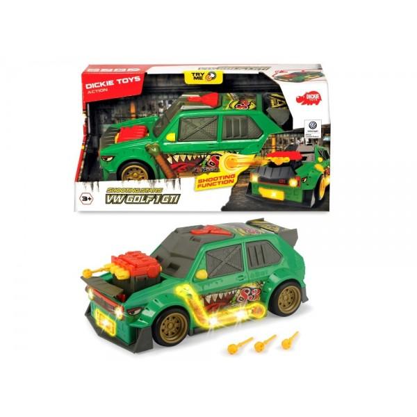 VW GOLF 1 GTI SPEEDSTER CU LANSATOR
