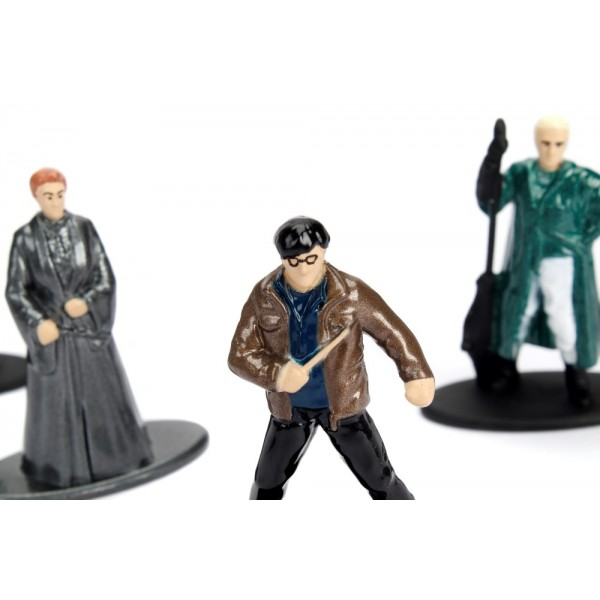HARRY POTTER SET 5 FIGURINE METALICE SCARA 1 LA 65