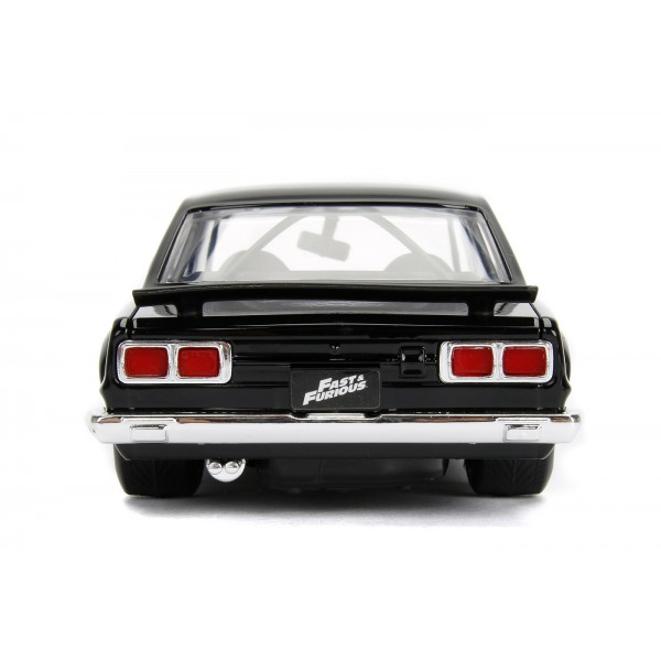Masinuta Metalica Fast and Furious 1971 Nissan Skyline Scara 1 la 24