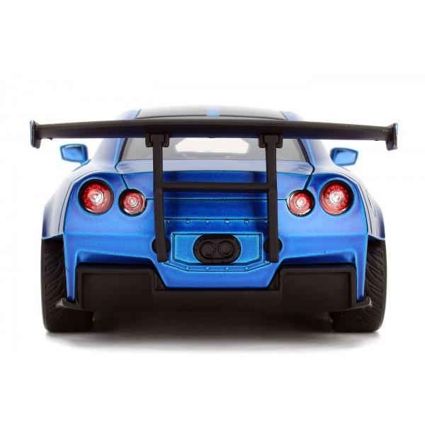 Masinuta Metalica Fast and Furious 2009 Nissan Ben Sopra Scara 1 la 24