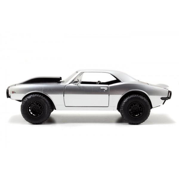 Masinuta Metalica Fast and Furious 1967 Chevy Camaro Scara 1 La 24