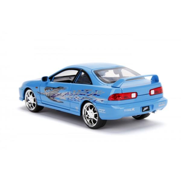 Masinuta Metalica Fast and Furious 1995 Honda Intregra Scara 1 la 24