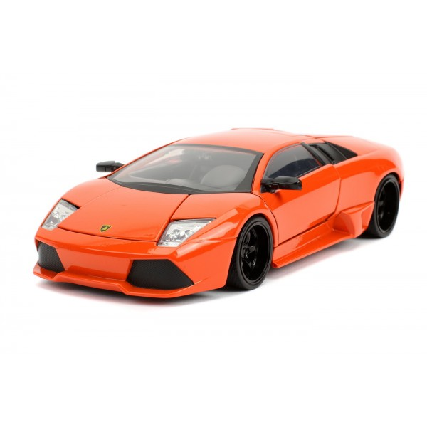 Masinuta Metalica Fast and Furious Lamborghini Scara 1 la 24