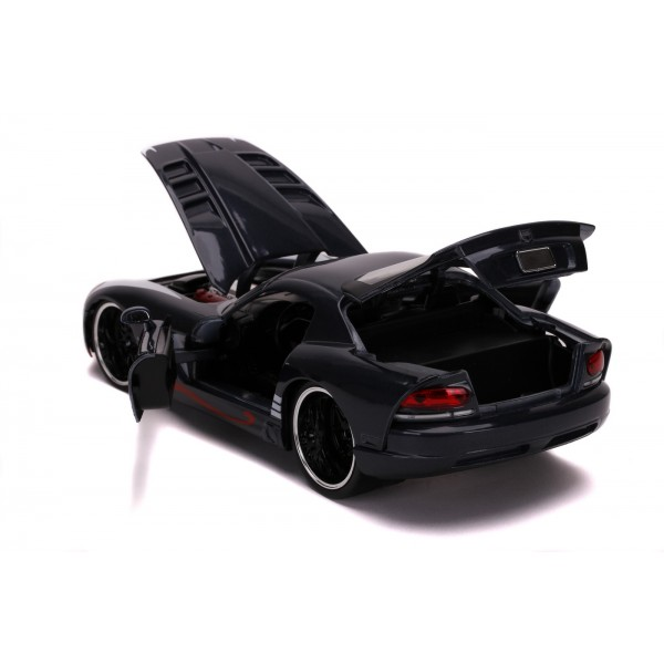 Masinuta Metalica Venom 2008 Dodge Viper Scara 1 la 24