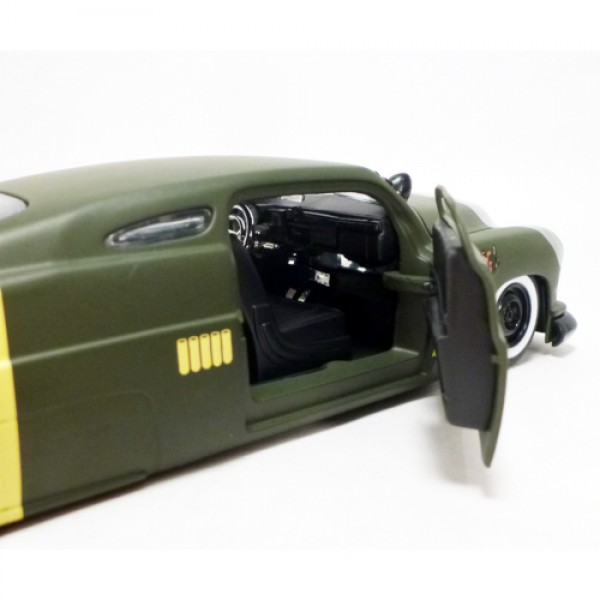 DC COMICS BOMBSHELLS 1951 MERCURY HARLEY QUINN SCARA 1 LA 24