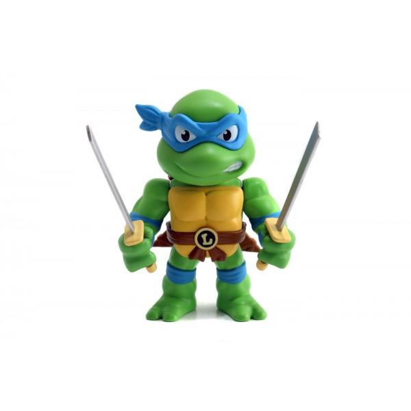 Figurina Metalica Testoasele Ninja Leonardo