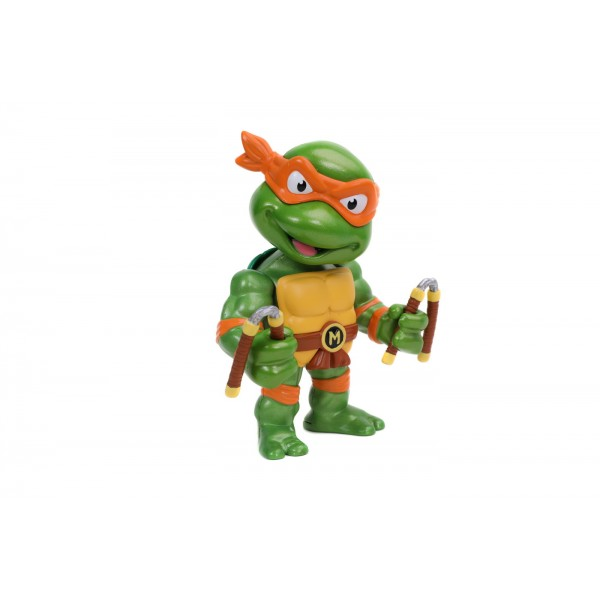 Figurina Metalica Testoasele Ninja Michelangelo