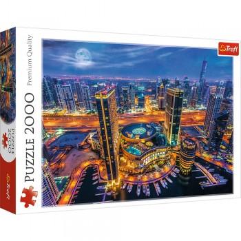 PUZZLE TREFL 2000 DUBAI