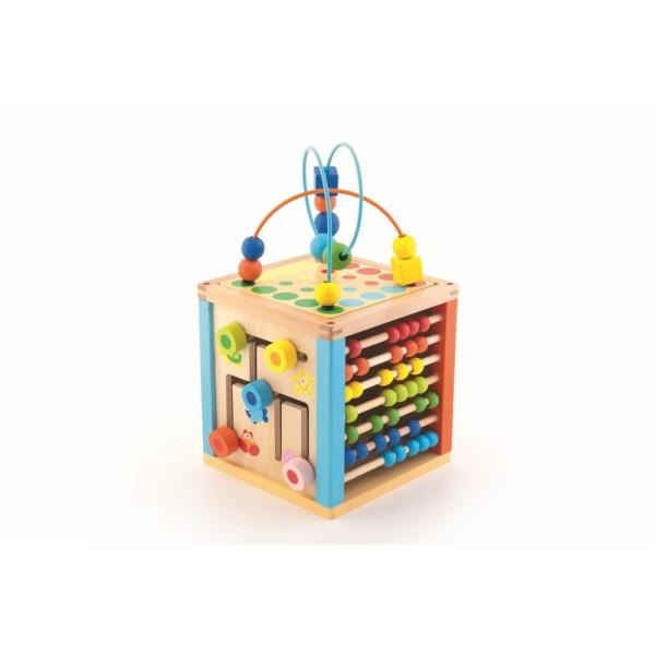 Cub Mare Educativ din Lemn