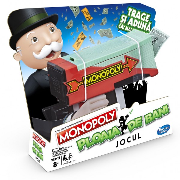 MONOPOLY CASH GRAB PLOAIA DE BANI