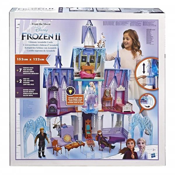 Frozen 2 Castelul din Aredelle