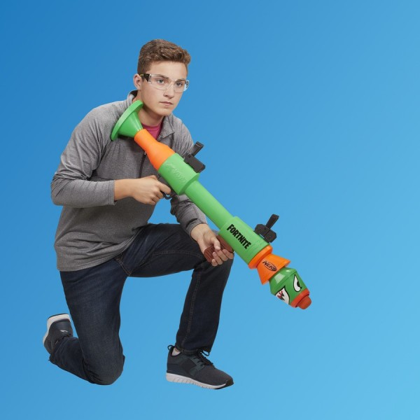 NERF LANSATOR FORTNITE RL