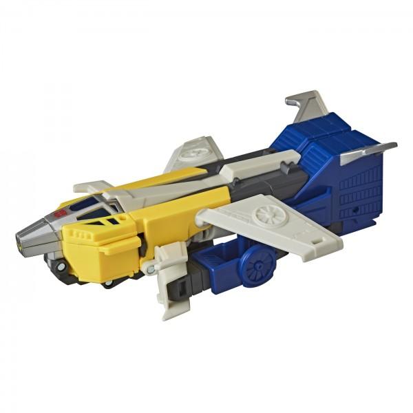 TRANSFORMERS ROBOT DECEPTICON METEORFIRE BATTLE CALL TROOPER