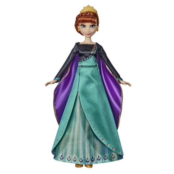 PAPUSA FROZEN2 ANNA MUSICAL ADVENTURE