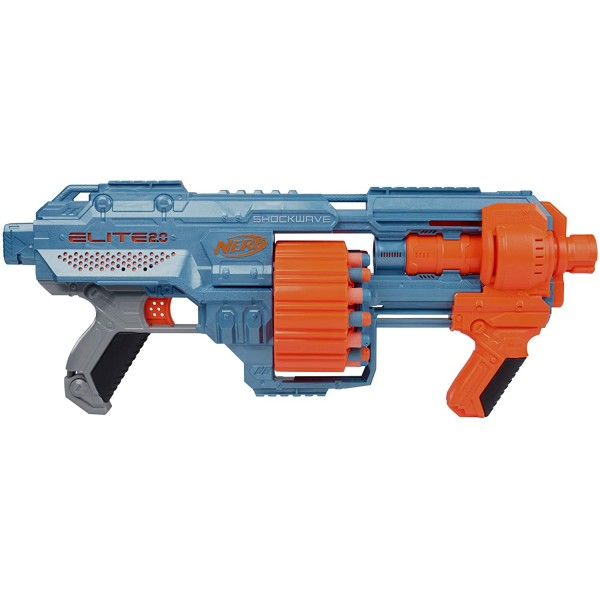 NERF BLASTER 2.0 ELITE SHOCKWAVE RD-15