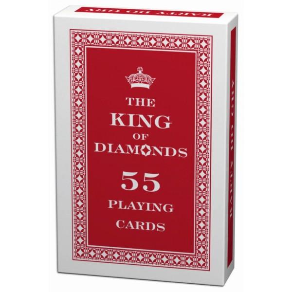 CARTI DE JOC 55 THE KING OF DIAMONDS