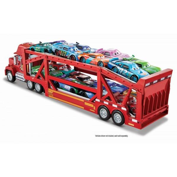 CARS CAMIONUL MACK TRANSPORTATORUL