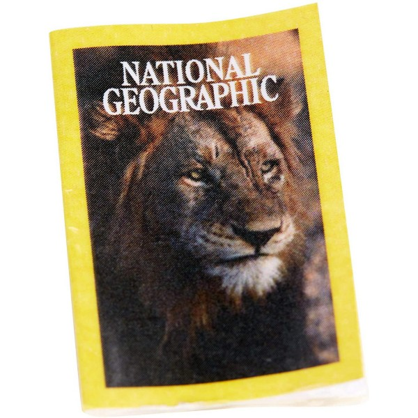 PAPUSA BARBIE NATIONAL GEOGRAPHIC FOTOJURNALISTA